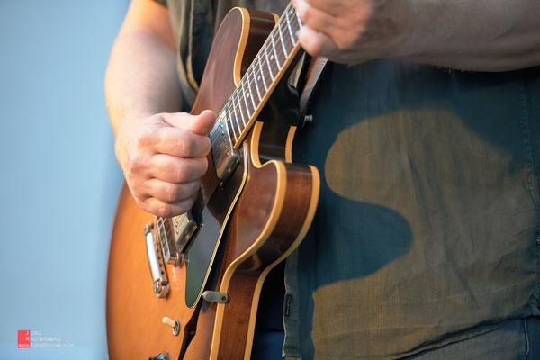 Blues- & Rock´n Roll Jam feat. Jimmy Reiter
