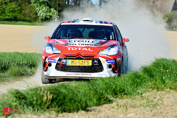 29. ADAC Rallye Rund um die Sulinger Bärenklaue
