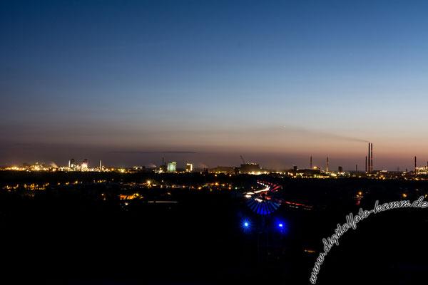 Landschaftspark Duisburg - Nikon D7100, f/8, 25 Sek, 28 mm