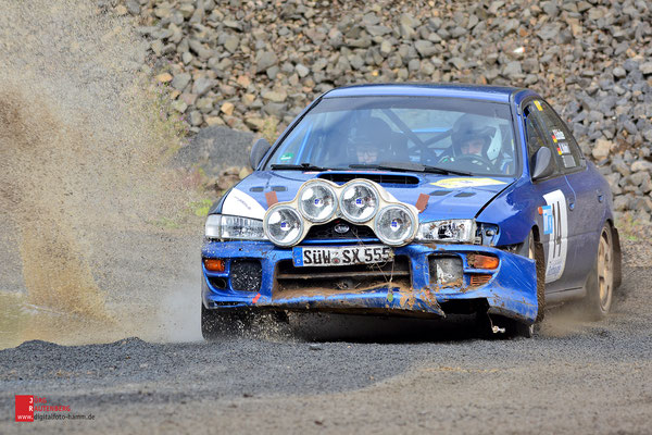 35. ADAC Rallye Auf nach Melsungen