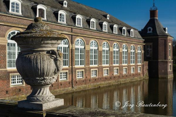 Schloss Nordkirchen - Nikon D7100, f/4.5, 1/2000 Sek, 35mm