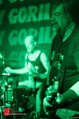 Püttstock Festival: Tony Gorilla