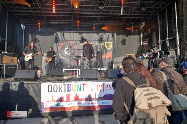 Velvet Attack - Dortbundfestival 2019