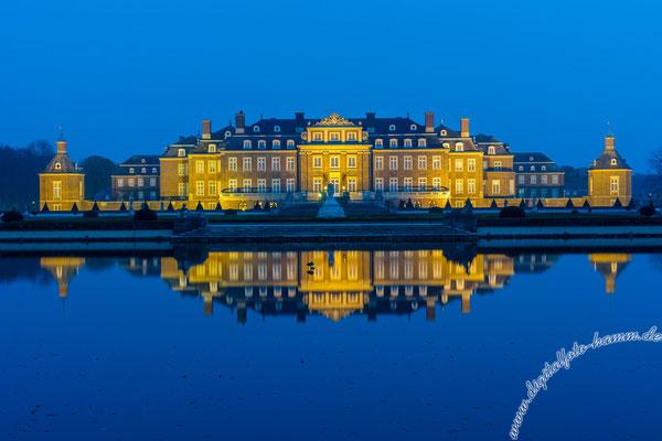 Schloss Nordkirchen - Nikon D7100, f/8, 20 Sek, 36mm