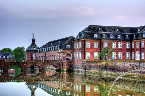 Schloss Nordkirchen - Nikon D7100, HDR aus 5 Bildern