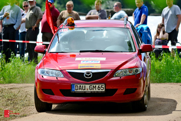 45. ADAC Rallye Oberehe