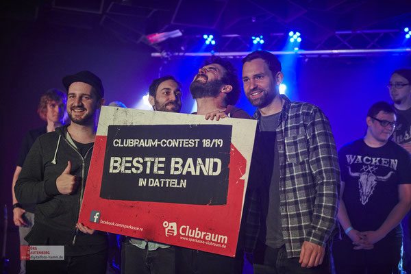 Sparkassen Clubraum-Contest in Datteln