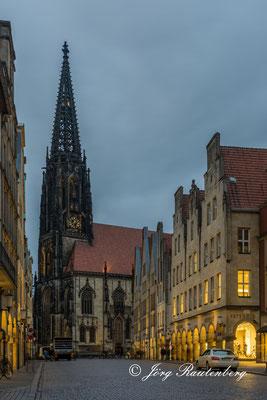 Münster - Nikon D7100, 2 Sek, f/2.8, 28mm