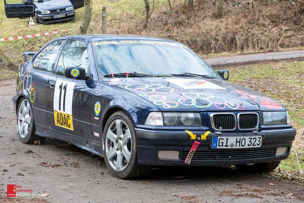 Werra Meißner-Rallye 2017