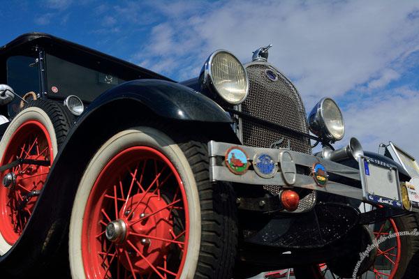 Oldtimer-Rallye Hamm - Nikon D7100, f/6.3, 1/800 Sek, 28 mm