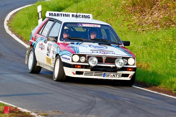 15. ADAC Kurhessen-Rallye 2016