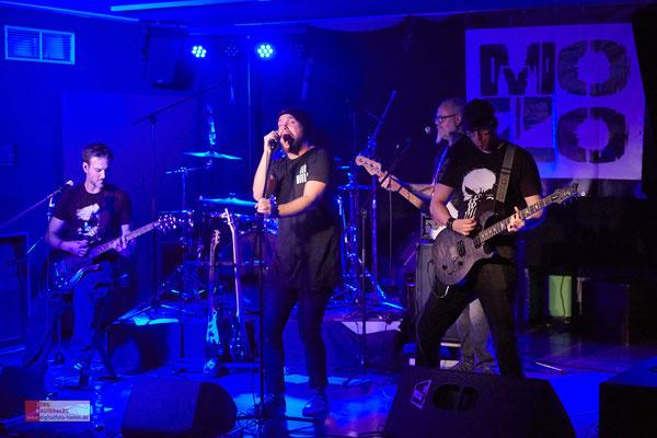 Metal For Mercy: Motozombie