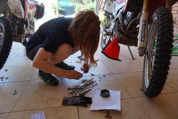 Service am Bike  / Paraguay