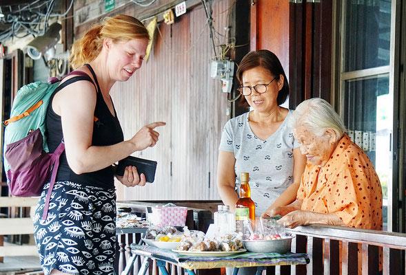 Verhandlungen mit einer 97 Jährigen - Was wurde hier eigentlich gekauft!?