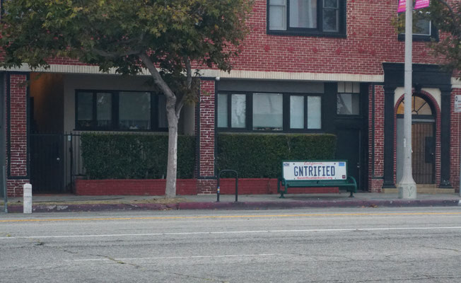 LA gentrifizierung - Natürlich ein Riesenproblem / Roadtrip USA