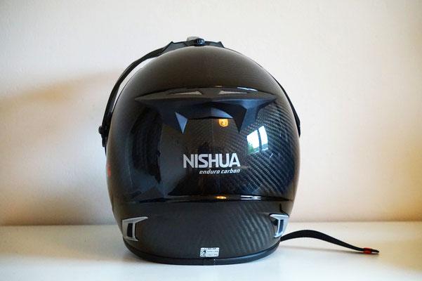Nishua Enduro ADV Helm