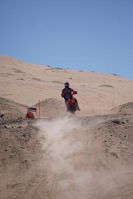 Die Dünen rauf / Atacama Rally Chile