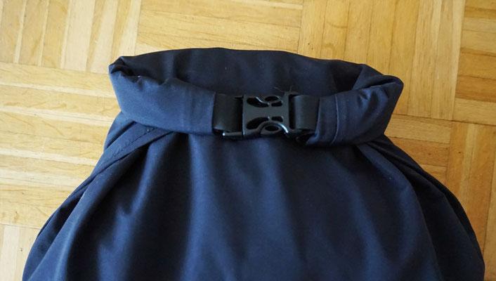 Kriega Gepäckbeutel mit praktischem Rollverschluß