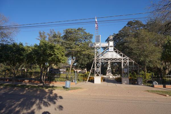 Museumstor der Mennoniten