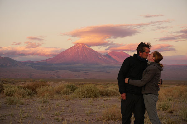 Liebe unter dem Vulkan