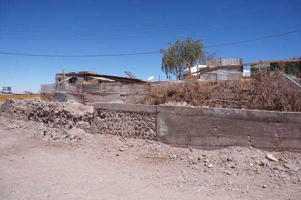 Ein chilenisches Haus 1