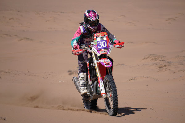 Gianna Verlarde / Atacama Rally Chile