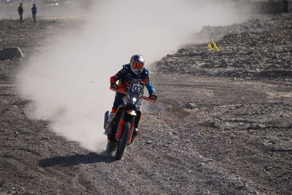 Matthias Walkner - Das Tier! / Atacama Rally Chile
