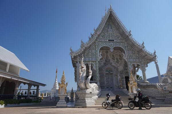 Ein weitere weisser Tempel