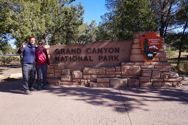Grand Canyon - Wir zauberhaft / USA