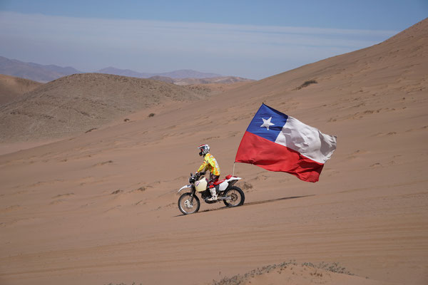 Der Chile Mann / Atacama Rally Chile