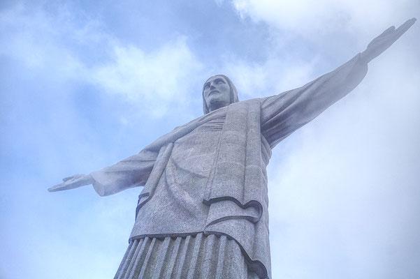 Christo Redentor / Rio de Janeiro / Brasilien
