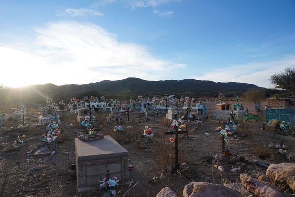 Ein Friedhof / Argentinien Teil 2