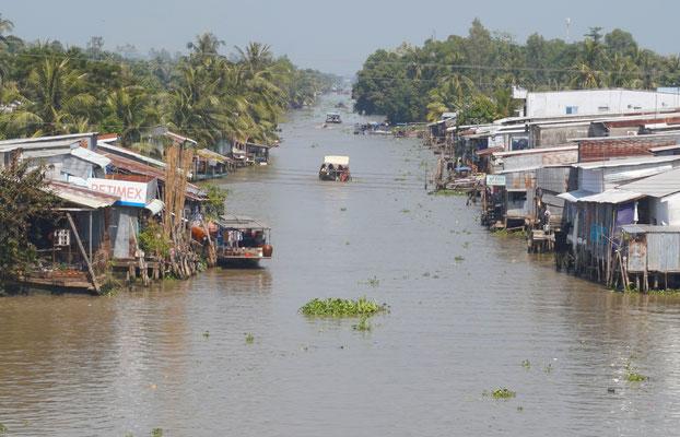 Der Mekong - Wohnraum für 1000ende