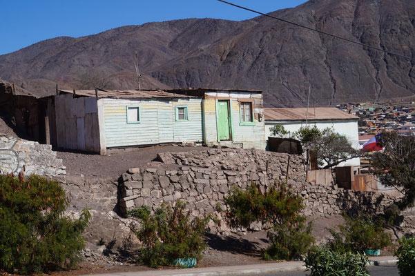 Typisches chilenisches Haus /Chile