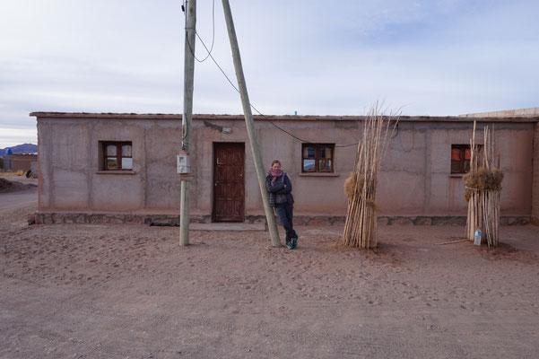 Wohnen im Wüstendorf bei Grandes Salinas / Argentinien Teil 2