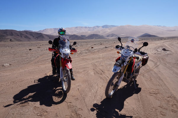 In der Wüste /Chile