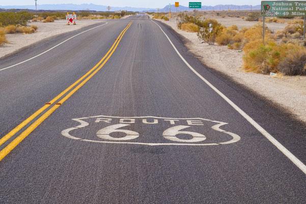 Route 66 / USA