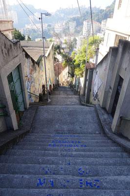 Normale Treppen