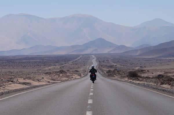 Die Atacama Wüste /Chile