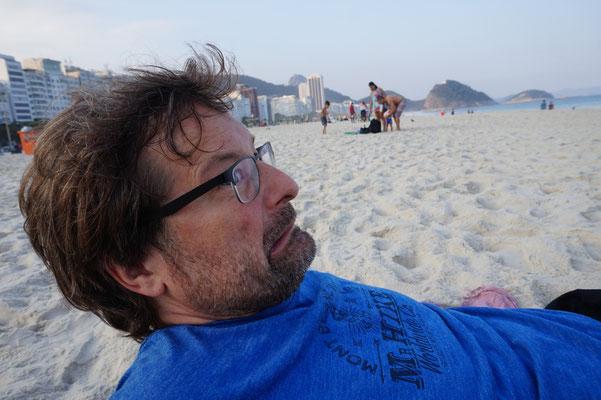 Copacabana / Rio de Janeiro / Brasilien