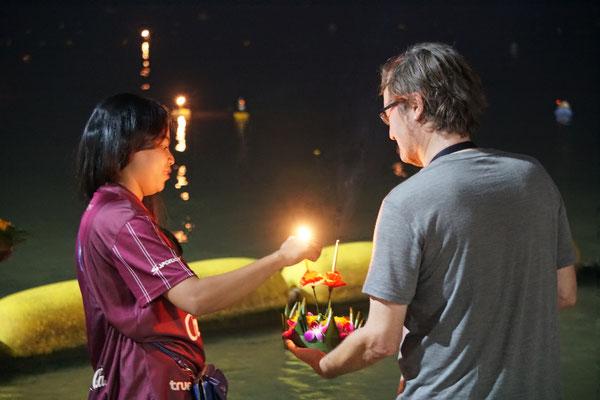 Loy Krathong Jomtien/Thailand 2019 -  1