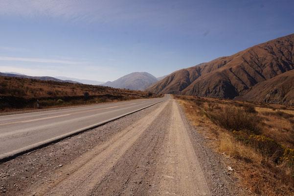 Af dem Weg nach Purmamarca 1