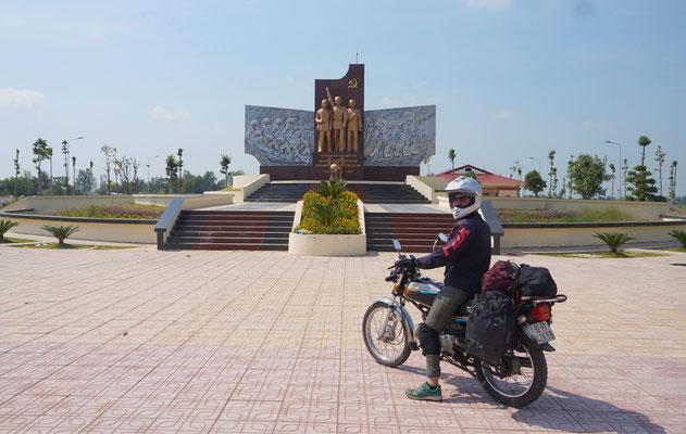Sozialistrische Monumente in Vietnam