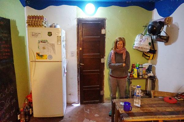 Frieren in der Hippie Bude in San Marcos Sierras / Argentinien Teil 1