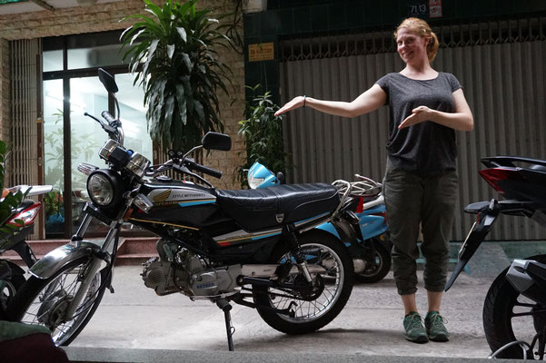 Vietnam - New Bike Honda Win - Eetech espero
