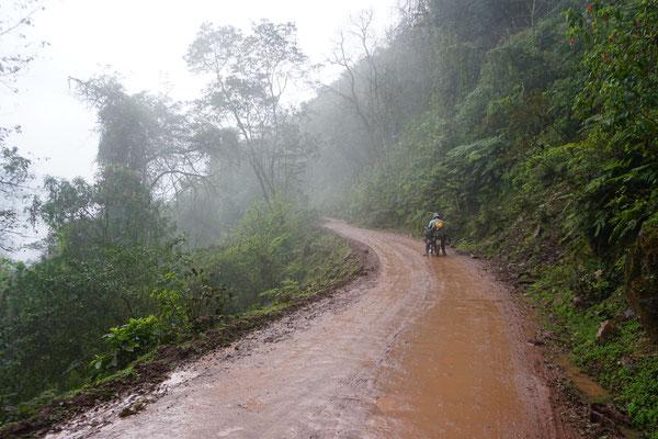 Mehr nasse Wege, kein Probleme für die CRF - aber für uns ?