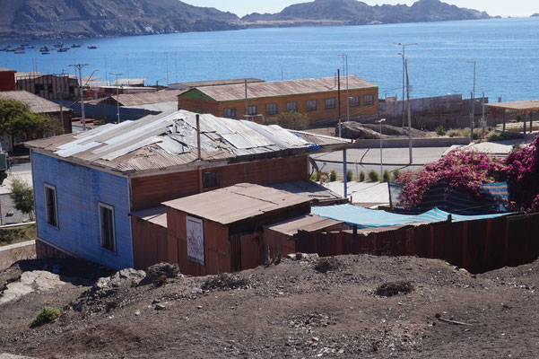 typisches chilenisches Haus 2/ Chile