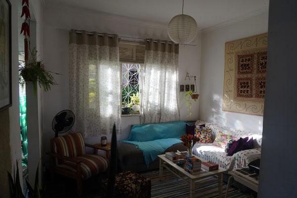 Unser Hostel bei Vera / / Rio de Janeiro / Brasilien