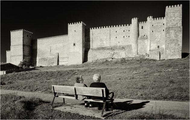 Castillo de Sigüenza - Spanien