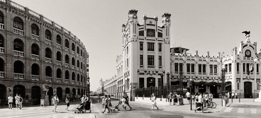 Valencia - Nordbahnhof